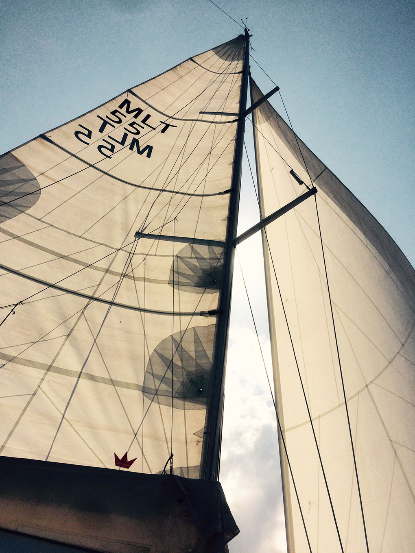 Elvstrom-sails