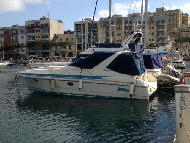 Windy Mistral 33 Cruiser