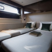 A51 VIP Cabin Sliding beds 1